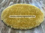 Puffy Shaggy 004O Yellow Ø 160 cm