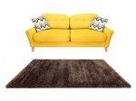 Puffy Shaggy 004 Brown (Barna) 60 x 110 cm