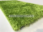 Puffy Shaggy 004 Green 60 x 110 cm