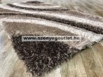 California Shaggy 305 Brown 120 x 170 cm