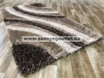 California Shaggy 305 Brown 200 x 280 cm