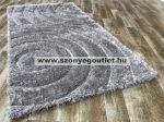 California Shaggy 324 Grey 120 x 170 cm