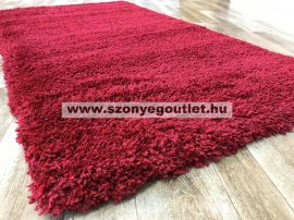 Super Shaggy 5090 Red 200*290 cm