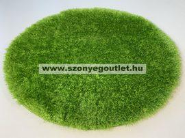 Puffy Shaggy 004O Green Ø 160 cm