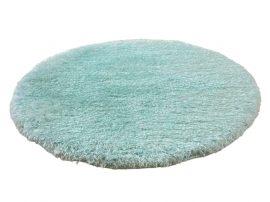 Puffy Shaggy 004O Light Blue Ø 100 cm