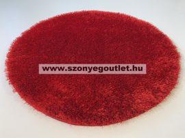 Puffy Shaggy 004O Red Ø 100 cm