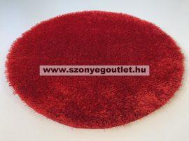 Puffy Shaggy 004O Red Ø 120 cm