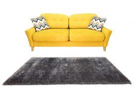 Puffy Shaggy 004 Anthracite (Szürke) 60*220 cm