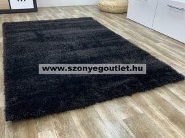 Puffy Shaggy 004 Black (Fekete) 60*110 cm