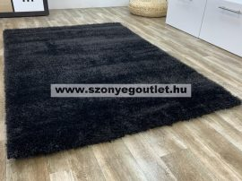 Puffy Shaggy 004 Black (Fekete) 80*150 cm
