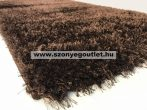 Puffy Shaggy 004 Brown (Barna) 120*170 cm