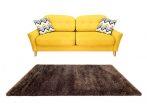 Puffy Shaggy 004 Brown (Barna) 60*110 cm