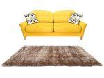 Puffy Shaggy 004 Camel (Sötét Bézs) 60*110 cm