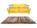 Puffy Shaggy 004 Camel (Sötét Bézs) 60*220 cm