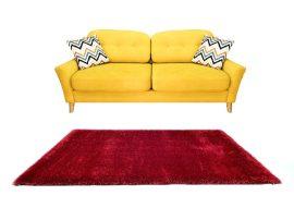 Puffy Shaggy 004 Red 200*280 cm