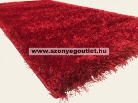 Puffy Shaggy 004 Red 60*220 cm