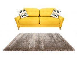 Puffy Shaggy 004 Vizon 60*220 cm