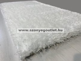 Puffy Shaggy 004 White (Fehér) 80*150 cm