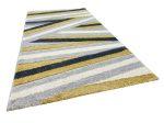 Louise 0423 Yellow Grey (Sárga-Szürke) 80*150 cm