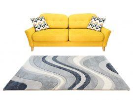 Louise 0439 Grey (Szürke) 80*150 cm