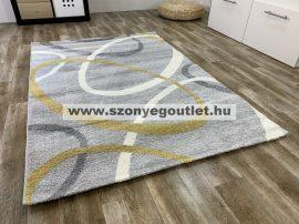 Jale 1747 Yellow Grey (Sárga-Szürke) 40*70 cm
