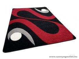 Margit 2331 Black 80*150 cm