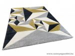 Louise 2396 Yellow Grey (Sárga-Szürke) 120*170 cm