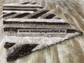 California Shaggy 302 Brown (Barna )120 x 170 cm