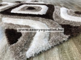 California Shaggy 311 Brown 200*280 cm
