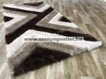 California Shaggy 321 Brown (Barna) 80 x 150 cm