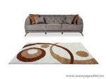 Kesif Shaggy 8426 White Terra 150*230 cm