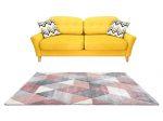 Louise 8797 Pink Grey (Rózsaszín-Szürke) 60*110 cm