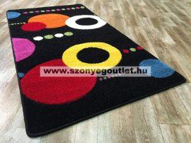 Margit Morocco 9938M Black 160*220 cm